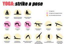 Gettin' Fit - Yoga / by Jessica McK