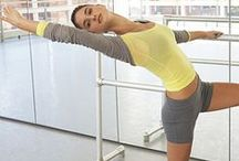 Gettin' Fit - Barre/Ballet / by Jessica McK