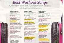 Gettin' Fit -  ♫Workout Music♫ / by Jessica McK