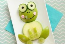 CHILDREN FOOD DELIGHTS / giggles and fingers ... / by Joyce Meyers