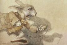 Alice in Wonderland / by Kerina Strevens