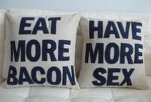 Bacon!! / by Jenny Davidson