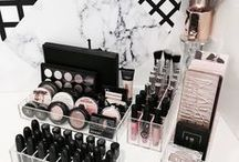 beauty room / makeup, beauty room, dressing room, beauty, vanities