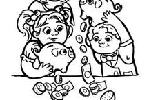 Fun for Kids! Books 1, 2, & 3 / M is for Money books follows the financial adventures of twins, Tessa and Benji.  Download fun colouring pages and games. Visit www.misformoney.ca to buy our books and fun money stuff!