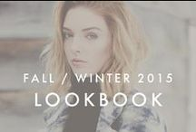 FW15 - Lookbook
