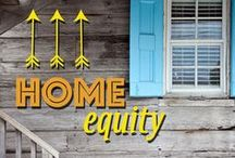 Building more home equity / How to gain home equity with out spending a ton of money on renovations.  Quick and inexpensive fixes, and where to spend that money to get the biggest bang for your buck!  IF YOU'D LIKE TO BE ADDED AS A CONTRIBUTOR to this group board please first be sure you are following all my boards, then send me a message with the board name and I'll add you within 24 hours! Please Only add relevant material to this board or you will be deleted.  Happy pinning!