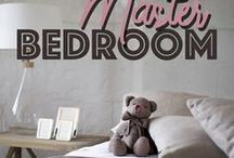 Master bedroom make over! / Master bedroom ideas and plans for interior design and diy
