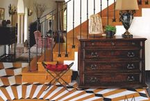 Dream Home(s) & Interiors / by Isobel Mills
