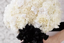Black & White Wedding / Modern & chic black and white wedding ideas and inspiration. / by Idojour