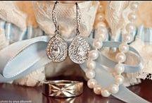 Wedding Plan B / 08/24/12: Antique gold, clear quartz pink, black, antique ivory, light tan, white / by Elizabeth Grantham