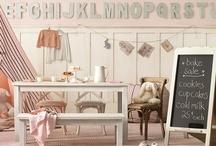 Kid's Rooms / by Tina Fichtel