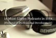 Podcast / A collection of helpful, practical and inspirational podcasts and audio clips. / by More Than Sound