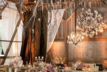 """Dreamy wedding styles / Been there, done this...what would I do different? If I was ever lucky enough to have a second chance at marriage, I would keep it simple and about creating ambience and memories not about the """"bling"""" of the day."""