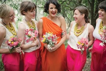 Color Block Wedding / by Idojour