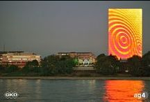 LED FACADE / by d.teil [roots of inspiration]