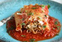 Lasagna / Lasagna DUH / by Bethany B