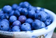 blueberries / by Tina Fichtel