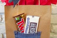 Homemade Gift Ideas / by Breanna Gottschalk