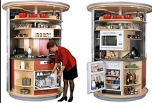 PREPPERS: Micro Living In Small Spaces. In Tiny Homes, Container Homes, Shelters or Bunkers. / Preppers Homes and hide-a-ways locations or secluded area's, above or below ground, bunker style shelters or on top of isolated bodies of water as on Lake House Boats or Floating Container Homes / House Boats. / by Joseph Gallant