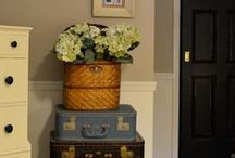 Decorating / Home Decorating ideas from Divinely Organized and Others.