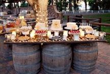 Wedding Ideas we Love! / We love to see the beautiful ideas that brides have dreamed up for their wedding day!  We are pinning ideas we have found and love to share with you...we hope to help you with your special day.