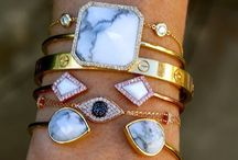 Jewelry. / by Tori Sweeney