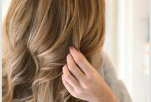 Hair-do's and hair styles. / by Tori Sweeney