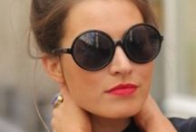 Sunglasses. / by Tori Sweeney