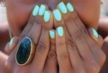 Nail polish. / by Tori Sweeney