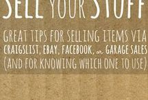 Buying and Selling / Useful information if you want to buy or sell something