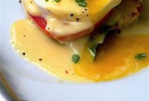 Eggs Benny / Eggs Benedict of every flava / by Bethany B