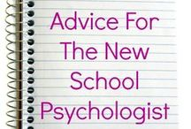 Student School Psychologists / by SOS Inc. Resources