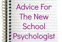 Student School Psychologists