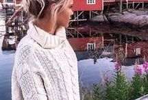 Fall and Winter Fashion / fall fashion   winter fashion   fall outfits   winter outfits   cute   boho   preppy   vintage   outfits for moms   outfits for teens   outfits for school   outfits for work   classy   casual   leggings   boots