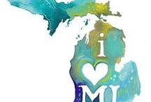 Pure Michigan / michigan   detroit   mackinac   ann arbor   michigan travel   michigan state   university of michigan   michigan wolverines   michigan lighthouses   michigan vacations   pure michigan   michigan beaches   michigan winter   traverse city   things to do in michigan   upper peninsula