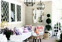 Porch, Patio, Garden / Outdoor areas, Outdoor stuff and Landscaping / by Scrapbkr
