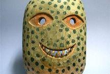 Masked / by Caryn Smith