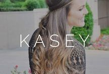 ||kasey|| / me. / by Styled  by K A S E Y