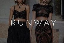 ||runway|| / the. catwalk.  / by Styled  by K A S E Y