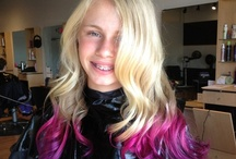 Hair Color! / Some photos of the awesome hair color our stylists have done!