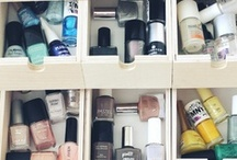 Organizing / by Elissa