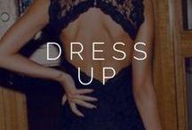 ||dress up|| / out. on. the. town. / by Styled  by K A S E Y