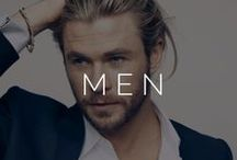 ||men|| / men. / by Styled  by K A S E Y