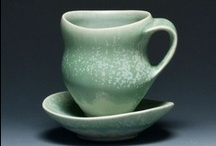 Clay - Mugs, Jugs and ... / by Cathy Francis