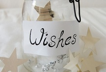 Little wishes... / by Catherine Cassou