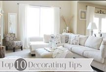 Room Decor & Storage Ideas / Decorating Ideas for all rooms / by Scrapbkr