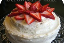 Sweet Tooth--Cakes / by Christy Gros