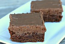 Sweet Tooth--Brownies/Blondies / by Christy Gros
