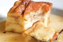 Sweet Tooth--Bread Pudding/Cobbler / by Christy Gros