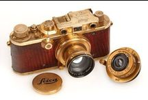 BEAUTIFUL CAMERAS  / A collection of the best looking camera,  often they also work like a treat!